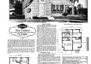 Sears Kit Homes Floor Plans Silver Spring Letter Sears Catalog Homes