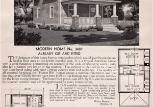 Sears Kit Homes Floor Plans sophisticated Sears and Roebuck House Plans Pictures