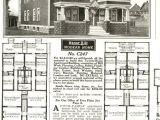 Sears Modern Home Plans From the 1916 Sears Modern Homes Catalog Small