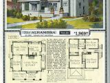 Sears Modern Home Plans Instant House Sears and Roebuck Quot Modern Homes Quot