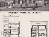 Sears Modern Home Plans Modern Homes Maids and Craftsman On Pinterest
