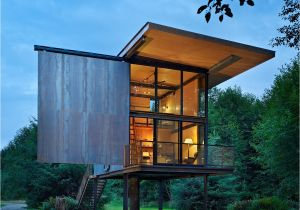 Secure Home Plans 7 Clever Ideas for A Secure Remote Cabin Modern House