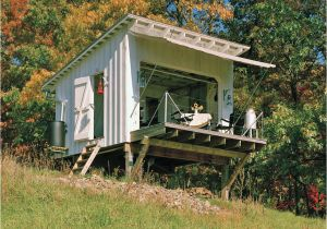 Secure Home Plans 7 Clever Ideas for A Secure Remote Cabin