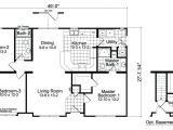 Select Home Plan Two Bedroom Modular Home Plans Betweenthepages Club