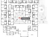 Senior Housing Floor Plans assisted Living Facilities Floor Plans Carrington Court