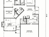 Shallow Lot Ranch House Plans torlina Ranch Narrow Lot Home Plan 076d 0094 House Plans