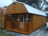 Shed Homes Plans Loft Cabin Barn Shed This Would A Great Playhouse for