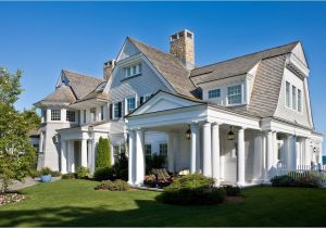 Shingle Style Beach House Plans Characteristics Of Shingle Style House Plans Home Design