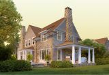 Shingle Style Home Plan Deer Pond Shingle Style Home Plans by David Neff Architect