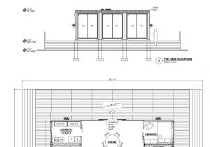 Shipping Container Home Floor Plan How to Live In A Shipping Container Home Interior