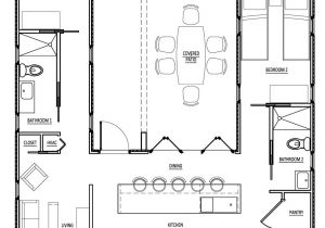 Shipping Container Home Floor Plan Sense and Simplicity Shipping Container Homes 6