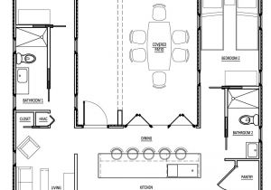 Shipping Container Home Floor Plans Sense and Simplicity Shipping Container Homes 6