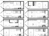 Shipping Containers Homes Plans 20 Foot Shipping Container Floor Plan Brainstorm Ikea Decora
