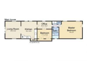 Shotgun Homes Floor Plans Shotgun Floorplans Nola Kim