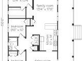 Shotgun Style Home Plans House Plan Bluffton Sl 594 A Coastal Living Houseplan
