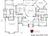 Signature Home Plans Signature Home Plans Bridge Stone 1 Story Home Floor Plan