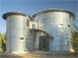 Silo Home Plans Build An Inexpensive Home Using Grain Silos Idesignarch