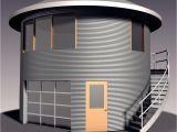 Silo Home Plans Grain Silo House Plan Home Ideas Collection Grain Silo