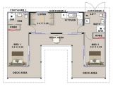 Simple Box House Plans 55 Best Container House Plans Images On Pinterest