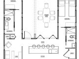 Simple Box House Plans Railroad Containers for Housing Floor Plans