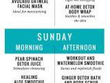 Simple Home Detox Plan at Home Detox Plan Beautiful 21 Day Sugar Detox Free