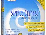 Simple Home Detox Plan Simple Cleanse Fitness Supplementen