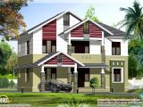 Simple Home Plans Kerala 2200 Sq Ft Simple Stylish House Kerala Home Design and