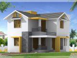 Simple Home Plans Kerala Feet Simple Budget Home Design Kerala Floor Plans