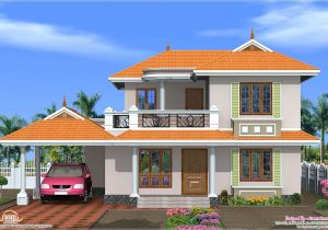 Simple Home Plans Kerala August 2017 Kerala Home Design And