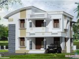 Simple Home Plans Simple Flat Roof Home Design In 1800 Sq Feet Kerala Home