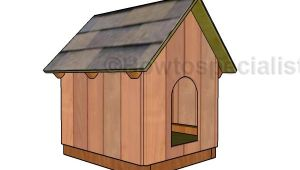 Simple Large Dog House Plans Small Dog House Plans Howtospecialist How to Build