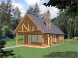 Simple Log Home Plans Small Log Cabins with Lofts Small Log Cabin Homes Plans