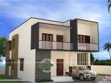 Simple Modern Home Plans Simple Modern House by Vishnu S Kerala Home Design and