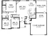 Simple One Story Home Plans Elegant Simple Open Floor Plan Homes New Home Plans Design