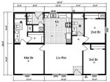Simple Open Floor Plan Home the Advantages Of Modern Ranch House Plans Modern House