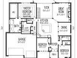 Simple Plan House Of Blues 2018 Simple 3 Bedroom House Floor Plans Single Story Savae org