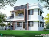 Simplistic House Plans Simple Home Plan In Modern Style Kerala Home Design and