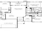 Single Home Floor Plans Single Story Open Floor Plans Single Story Open Floor