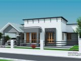 Single Home Plans Small Plot 3 Bedroom Single Floor House In Kerala with