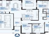 Single Level Home Floor Plans Single Story House Floor Plans Single Floor House Plans