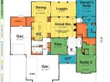Single Level House Plans with Two Master Suites House Plans with Two Master Suites Design Basics