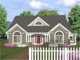 Single Level House Plans with Wrap Around Porches One Story House Plans with Front Porches One Story House