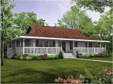 Single Level House Plans with Wrap Around Porches Rap All the Way Around Porch Single Story Farm House My