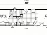 Single Mobile Home Floor Plans the Best Of Small Mobile Home Floor Plans New Home Plans
