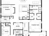 Single Storey Home Floor Plans 5 Bedroom Single Story House Plans Bedroom at Real Estate
