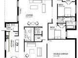 Single Storey Home Floor Plans One Storey Modern House Plans Homes Floor Plans