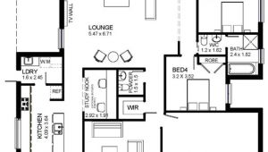 Single Storey Home Floor Plans One Storey Modern House Plans Homes Floor Plans