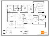 Single Storey Home Floor Plans Single Story Modern Architecture Modern Single Story House