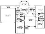 Single Storey Home Floor Plans Single Story Open Floor Plans Over 2000 Single Story Open