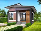 Single Storey Home Plans Elevated Modern Single Storey House Pinoy House Plans